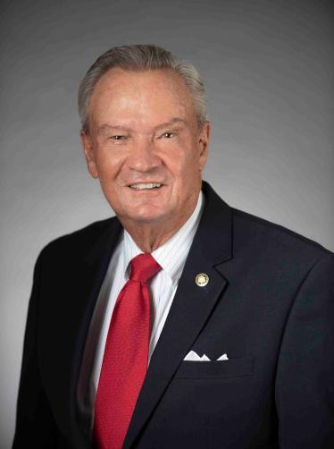 US Senator John Breaux